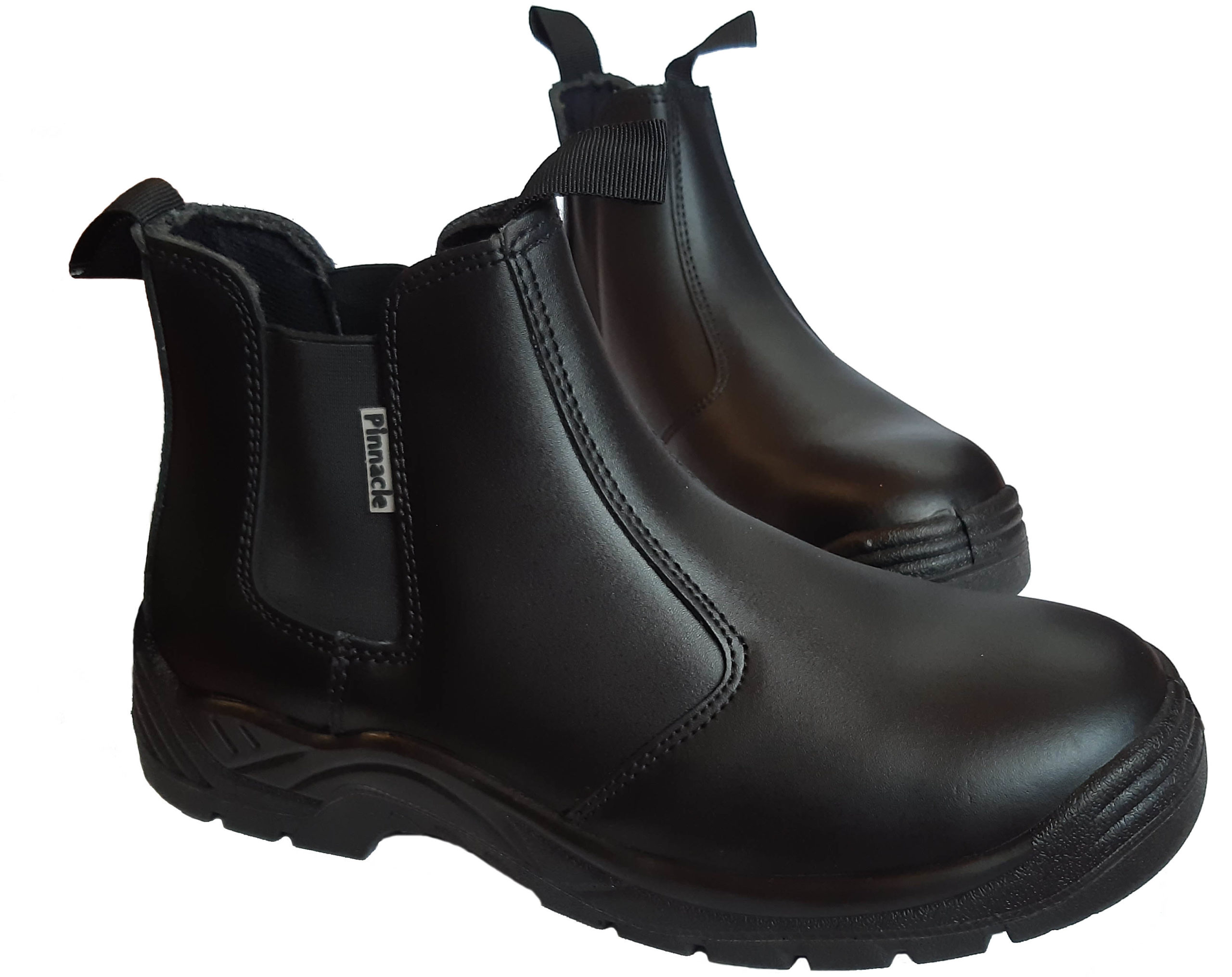 Pinnacle Chelsea Boot Black
